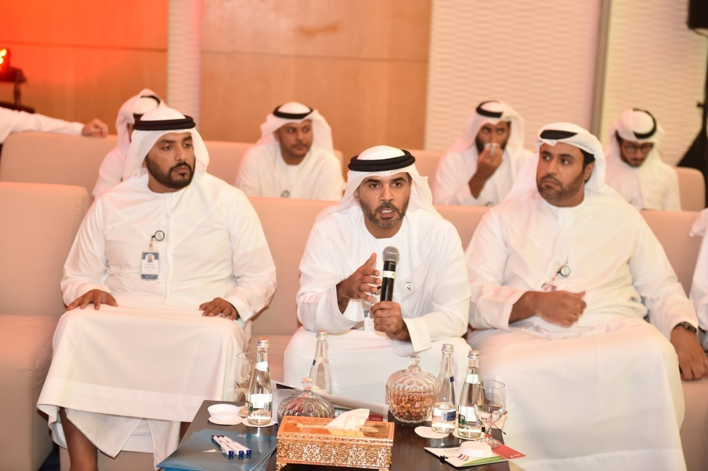 Training programs enable ADNEC employees to better understand the company's concepts of innovation and excellence and adopt best-in-class standards as an integral part of their professional development