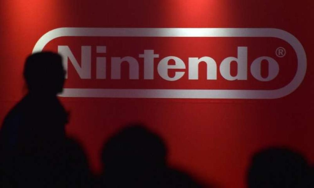 Nintendo said its full-year net profit jumped nearly 40 percent, lifted by strong sales of blockbuster game titles for its popular Switch console.