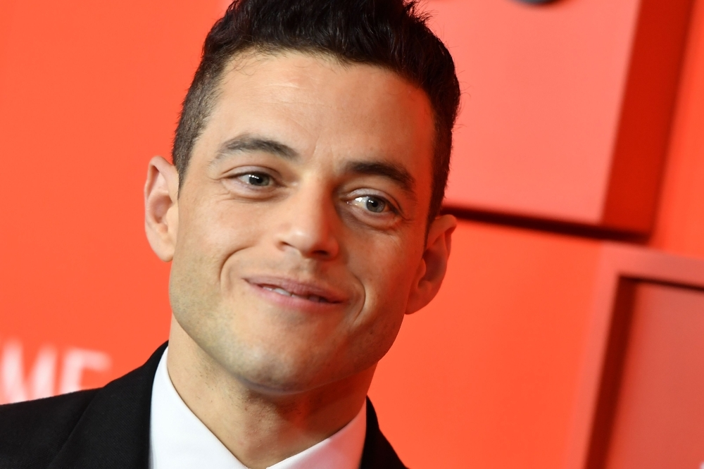 US actor Rami Malek arrives on the red carpet for the Time 100 Gala at the Lincoln Center in New York in this April 23, 2019 file photo. — AFP