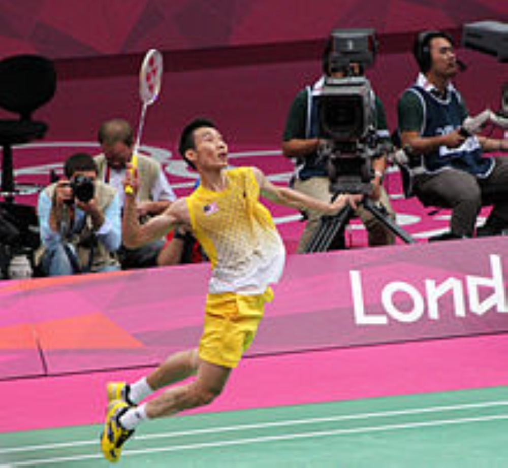 File photo of Lee Chong Wei, who has opted out of Sudirman Cup.
