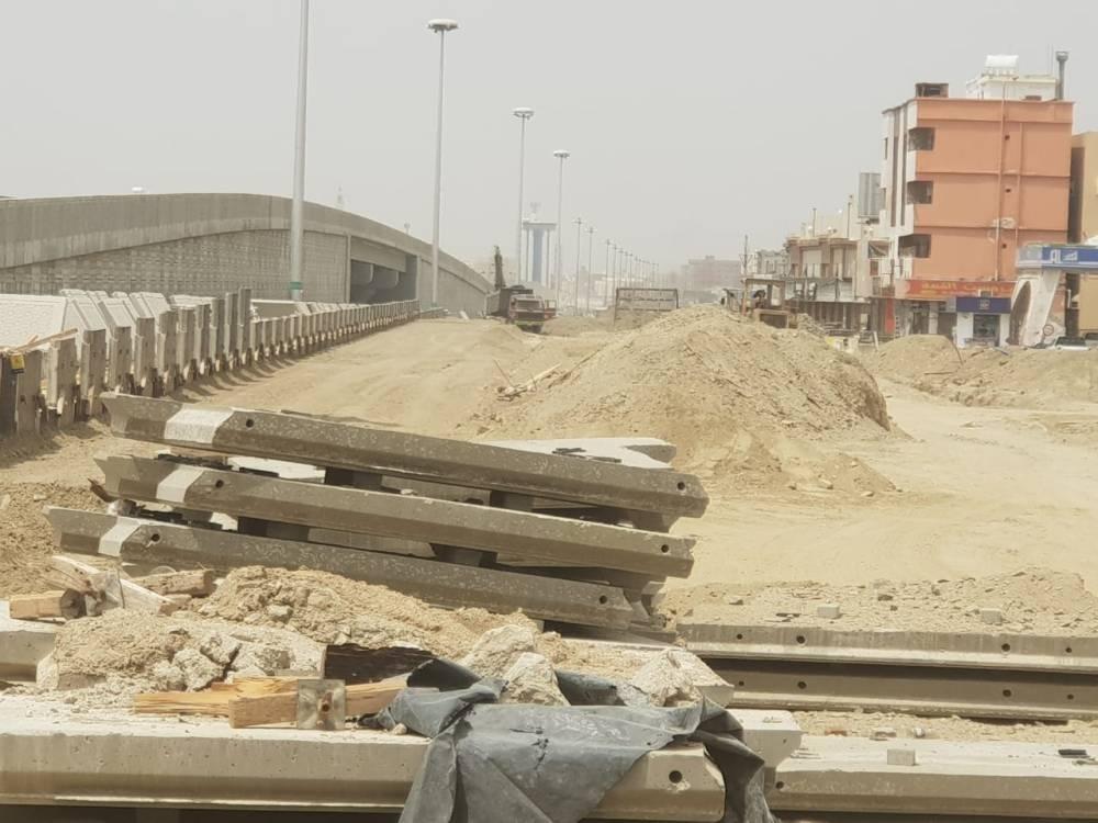 8 years on, a 500-meter bridge in Makkah remains incomplete - Saudi