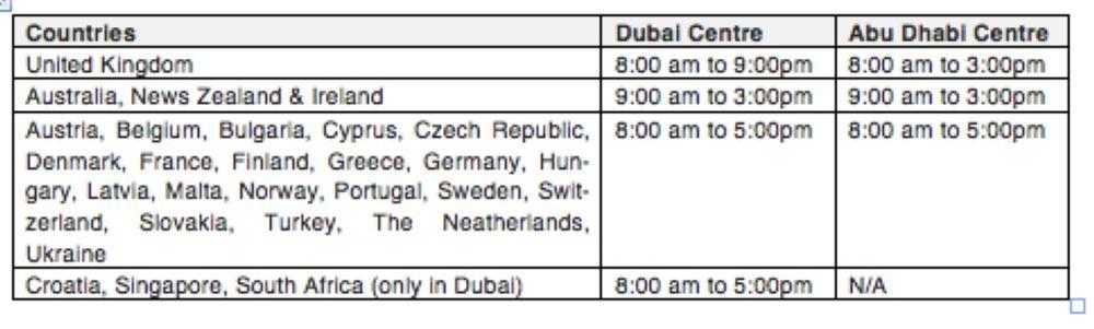 VFS Global Ramadan timings - Saudi Gazette