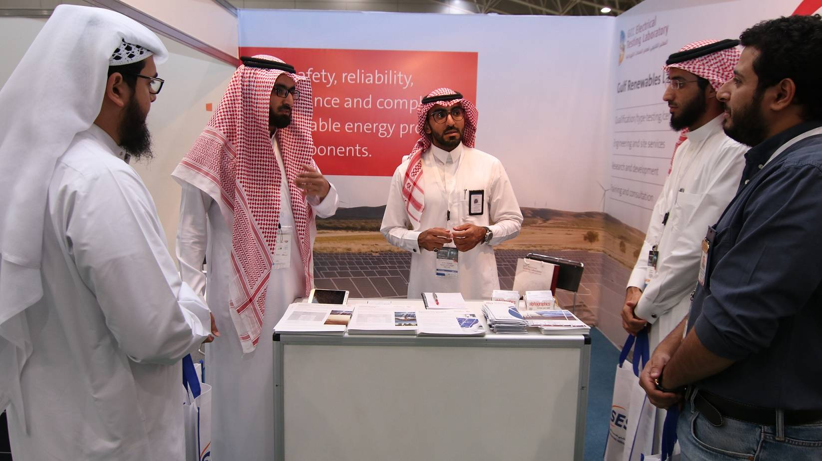 Saudi Elenex 2019 ends successfully with $1 51bn solar PV projects