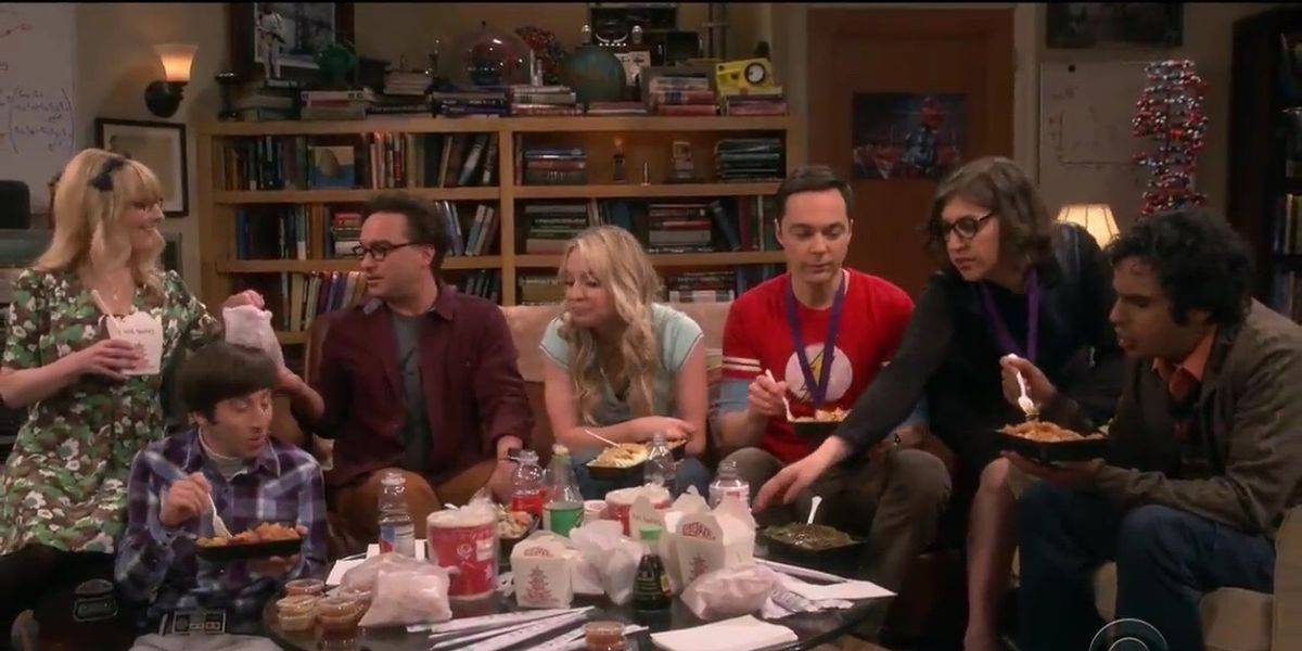 File photo shows the cast of The Big Bang Theory, in a sentimental finale, aired on Thursday the television comedy series' final episode that left fans in tears of delight.