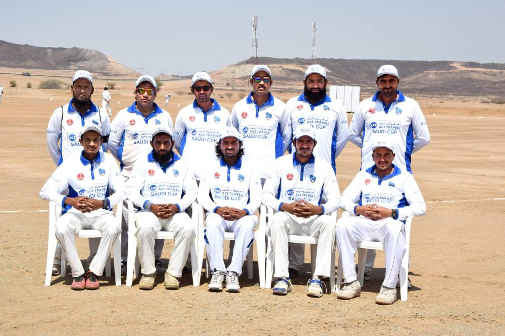 Pak Zalmi Team Group Photo.