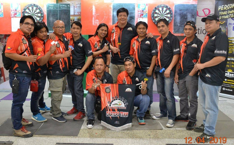 NBD team, the champions.