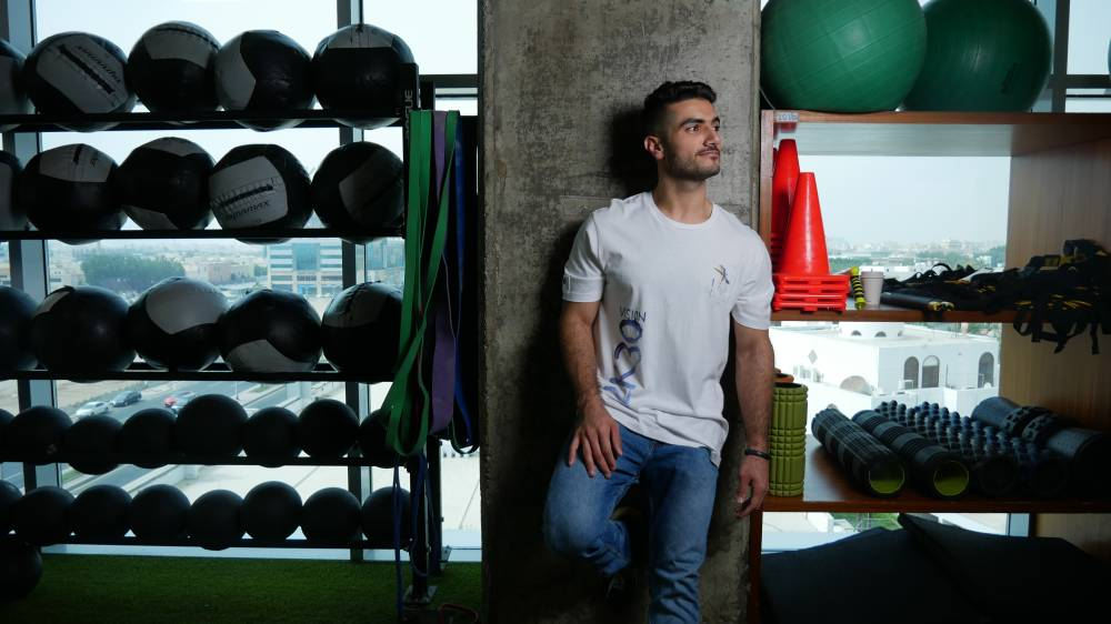 Ahmed Raid, a cross-fit coach in Jeddah, guides us on the right way to work out during the month of Ramadan and shares tips on how to stay on track.