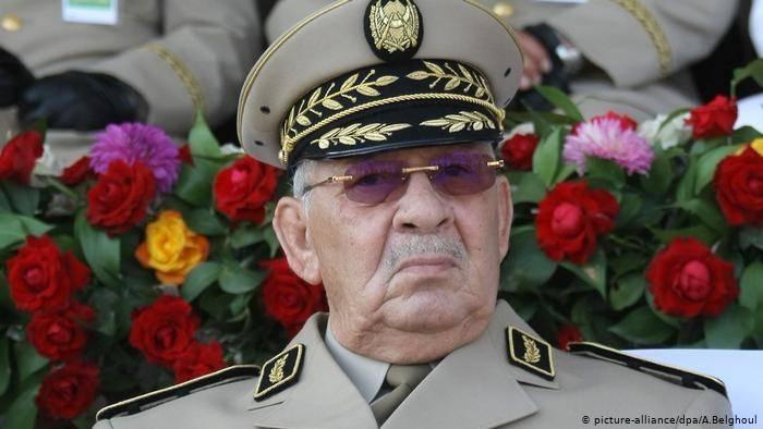 Lt. Gen. Ahmed Gaed Salah