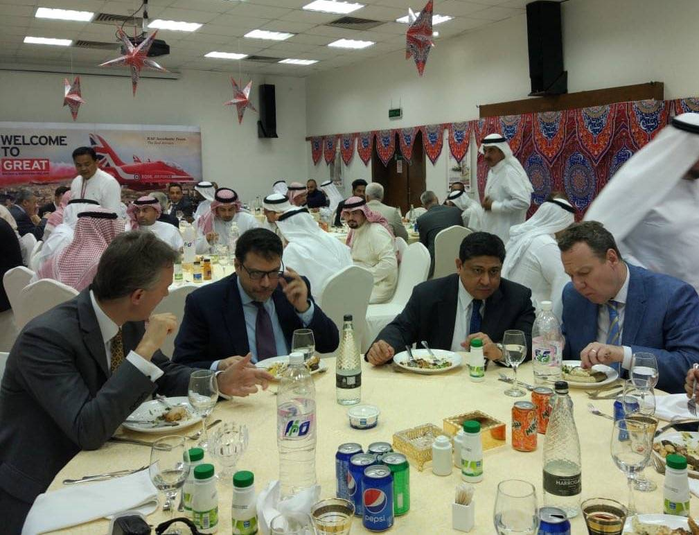 British mission celebrates Ramadan with series of iftar functions