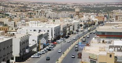 A view from Onaiza in Saudi Arabia's central Qassim province. WHO on Wednesday accredited Onaiza and Riyadh Al-Khubara as healthy cities.e`