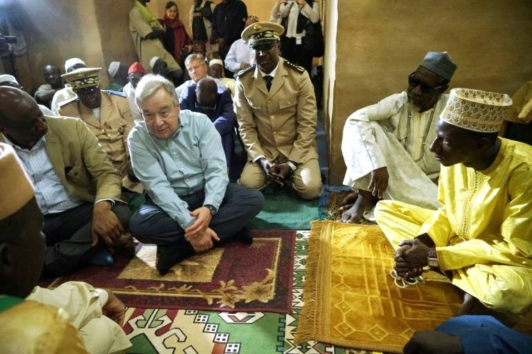 UN Secretary-General Antonio Guterres has said the security situation in the Sahel continues to deteriorate. - AFP