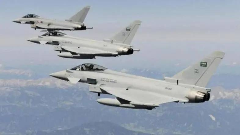 The Arab Coalition has targeted Houthi reinforcements in the Yemeni province of Hajjah on Saturday, an Al Arabiya correspondent reported. — Courtesy photo