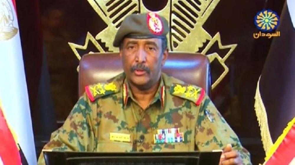 Lt. Gen. Abdel Fattah Al-Burhan