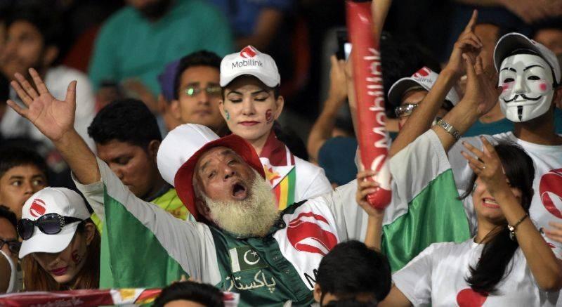 Chacha Cricket rallies Pakistan fans at World Cup - Saudi