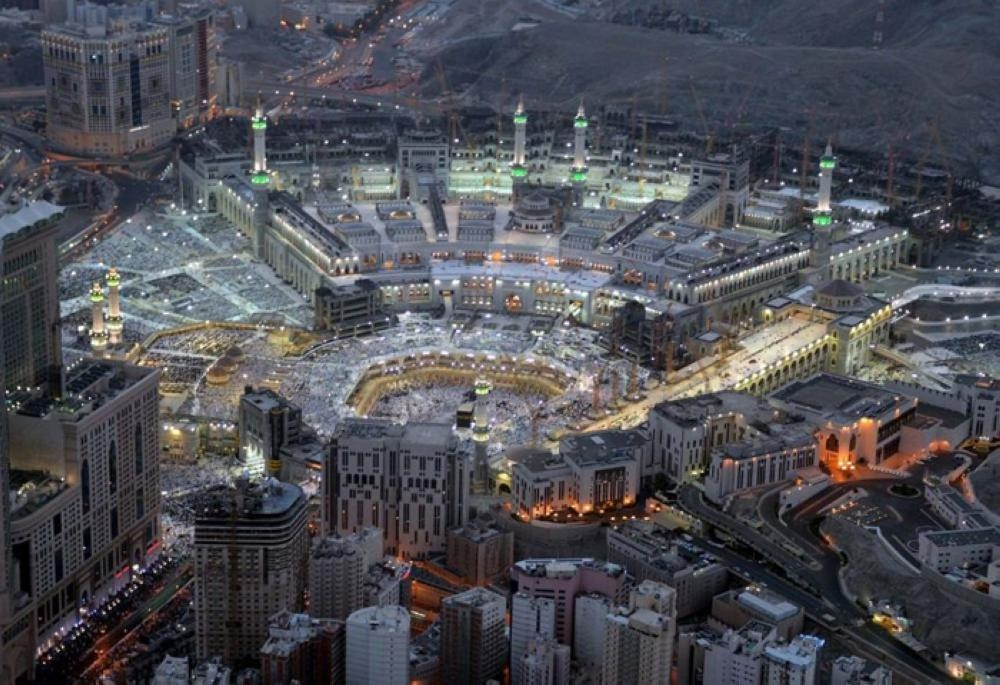 Over 2m faithful throng Two Holy Mosques on Friday, 27th night of Ramadan