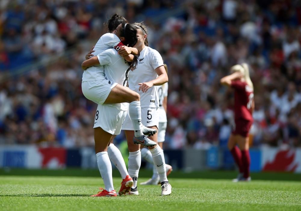 England Women v New Zealand Women in Brighton