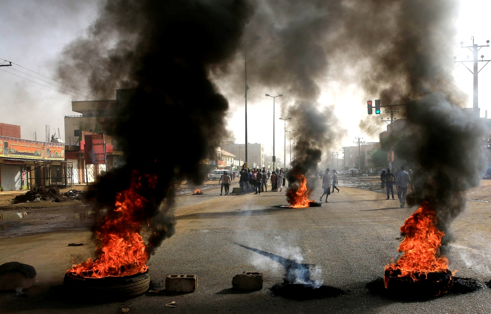 Sudanese protesters: Death toll in military crackdown at 60