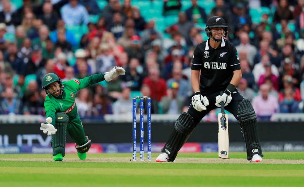 New Zealand holds nerve to beat Bangladesh in thriller
