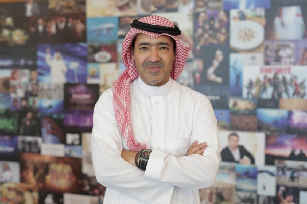 Raed Abu Zinada, General Supervisor of the Jeddah Season festival.