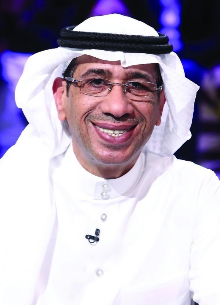 Saudi singer/composer Nasser Al-Saleh