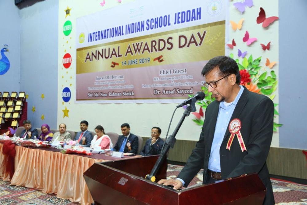 Focus on academic excellence, Indian envoy tells students and their mentors