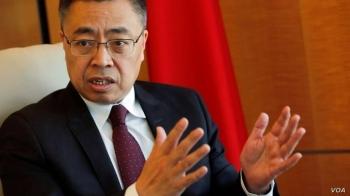 China's WTO ambassador Zhang Xiangchen
