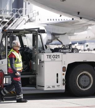 Swissport Pushback