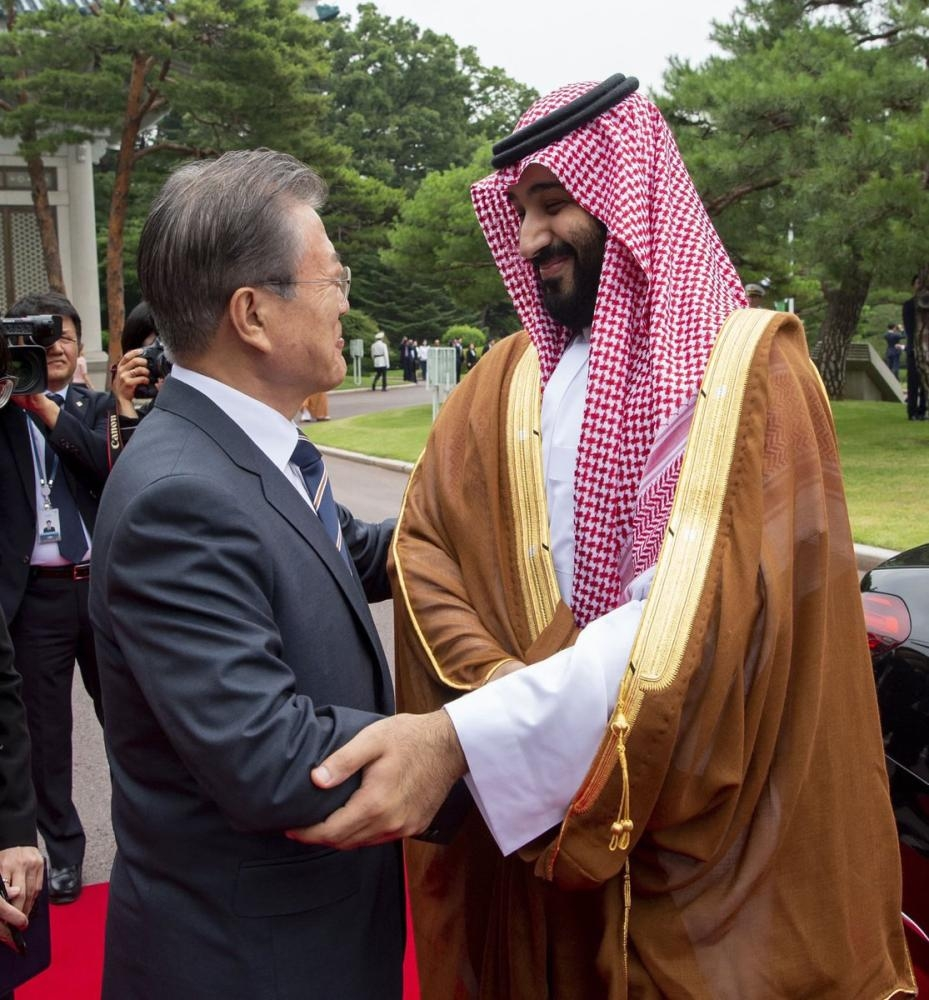 Trump calls Saudi crown prince Mohammed bin Salman a
