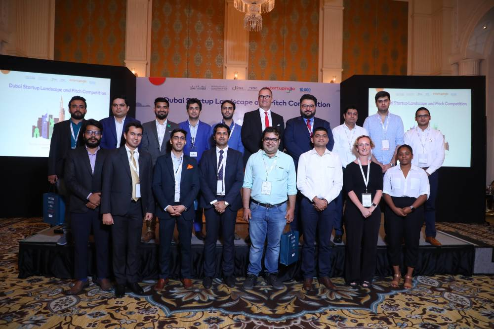 Dubai Startup Hub roadshow attracts promising Indian