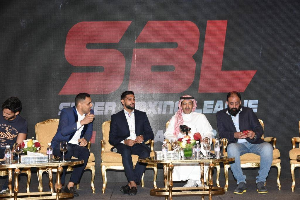Saudi sports fans are looking forward the big Jeddah Season event at King Abdullah Sports City's Arena where they will witness the special Fight Night between the global sports star and two-time world champion Amir 'King' Khan, and the Australian boxer Billy The Kid. — Courtesy photo