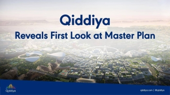 "The Qiddiya Investment Company has unveiled the master plan for Qiddiya, the ""giga-project"" being implemented near Riyadh."