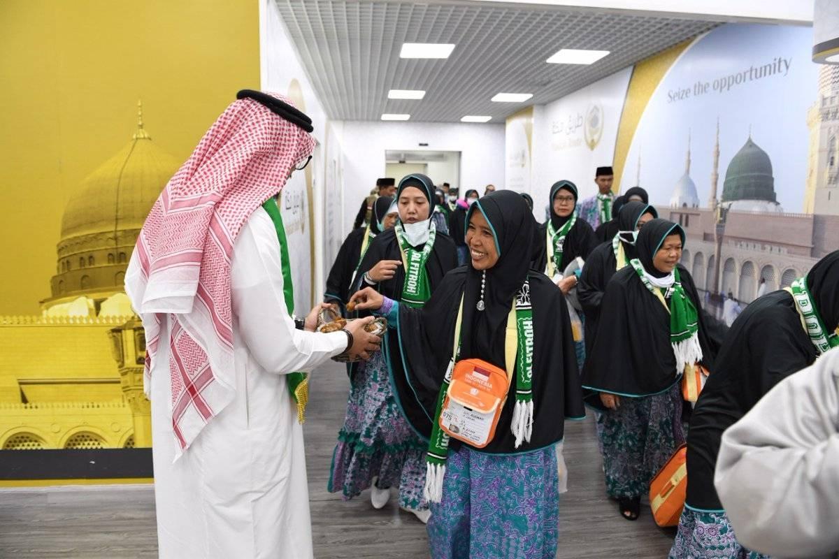 Makkah Route Initiative: 36,744pilgrims arrive on board 90 flights