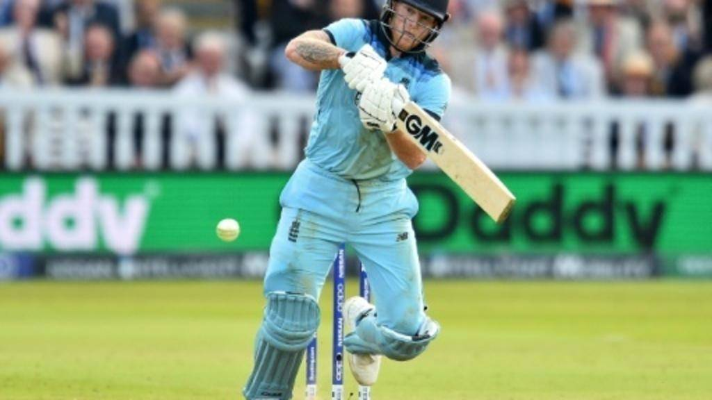 England's Ben Stokes was instrumental in their 2019 World Cup triumph. — AFP