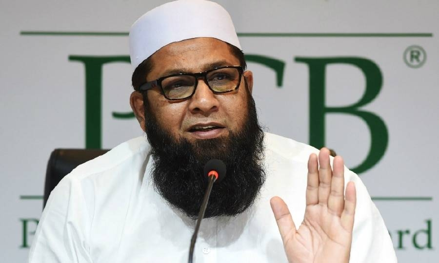 Former Pakistani cricketer Inzamam-ul-Haq will step down as chief selector of the current national cricket team. — Courtesy photo