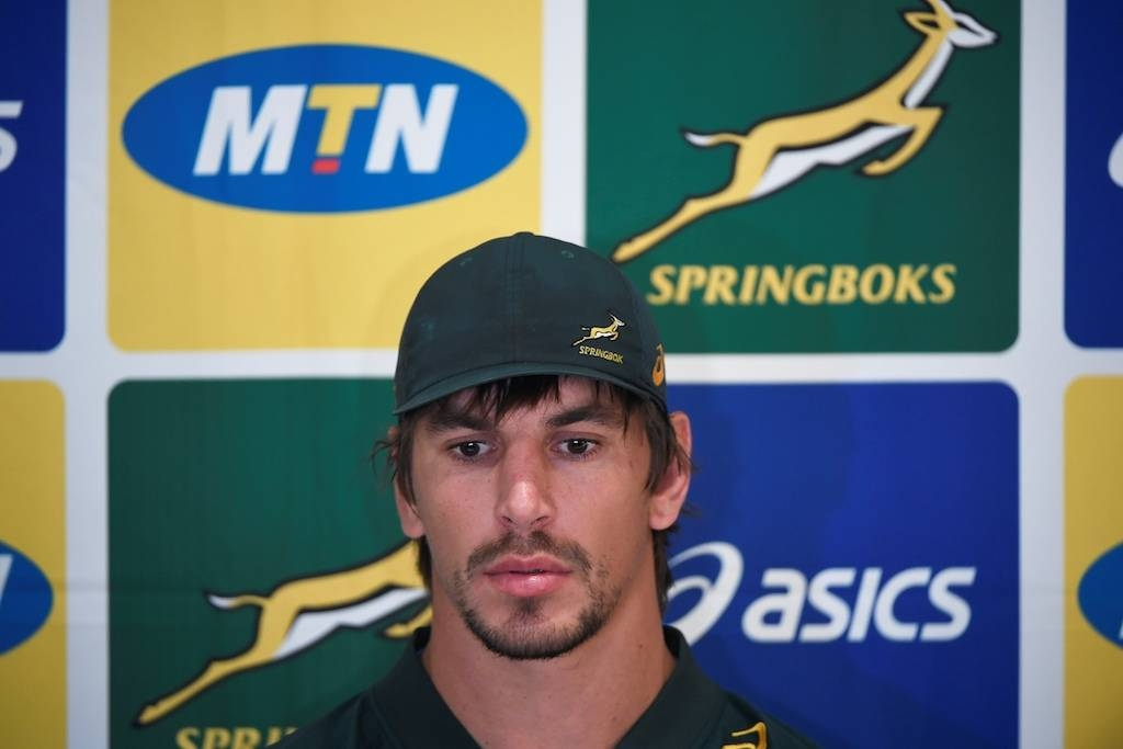 Etzebeth to lead weakened Springboks