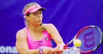 Anna Tatishvili, who was stripped of her entire 46,000-euro ($52,000) prize money at Roland Garros for