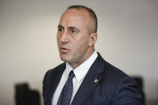 "Ramush Haradinaj, who resigned as Kosovo's prime minister on Friday, is hailed as a hero at home — where he is nicknamed ""Rambo"" — but considered a war criminal by Belgrade, which has long sought to see him behind bars. –Courtesy photo"