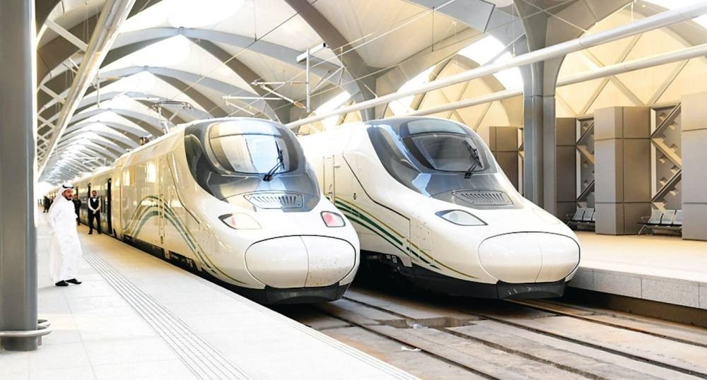 Haramain Train: Largest public transport project in Middle East