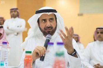 Health Minister Dr. Tawfiq Al-Rabiah