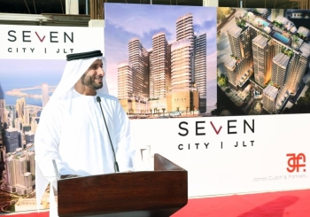 Indian, UK and Emirati investors snap up 37% of  SE7EN City JLT