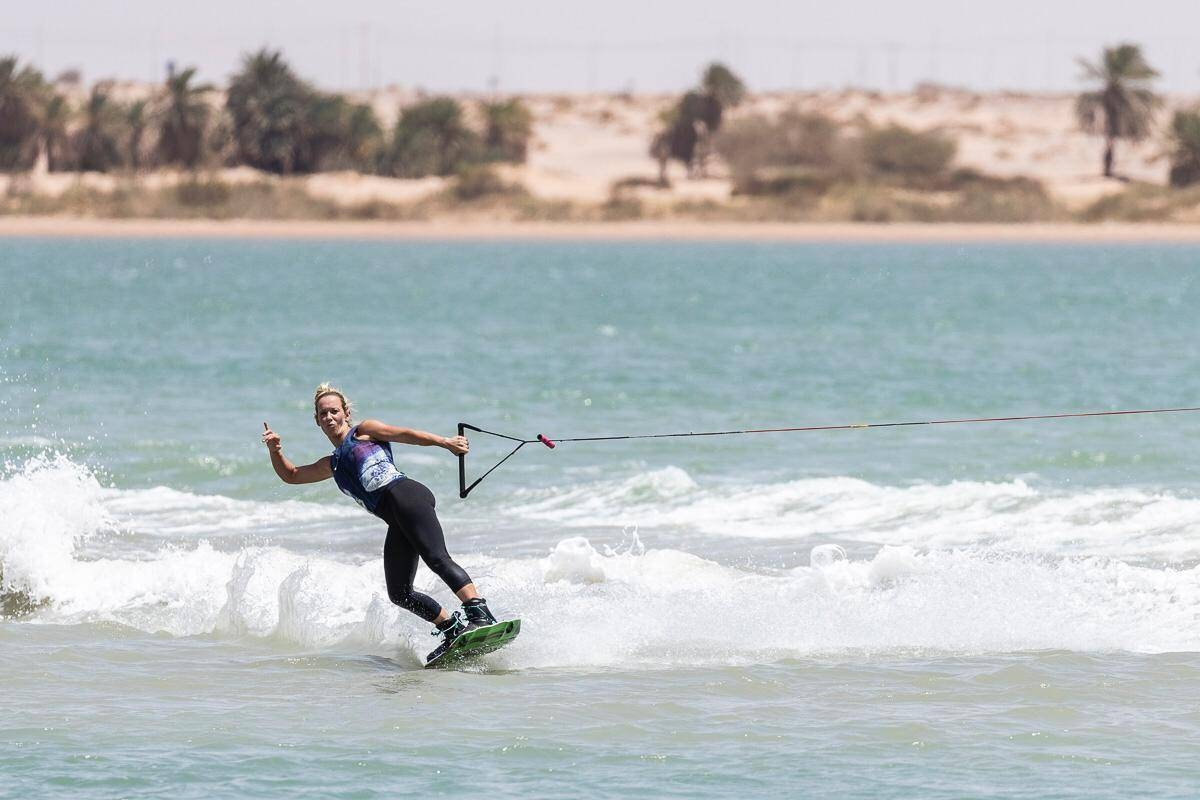 Stunning beach sports tournaments at NEOM