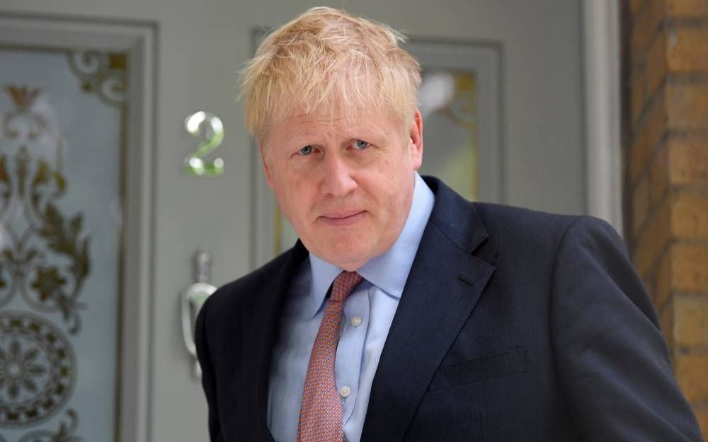 UK's Prime Minister Boris Johnson. – Reuters photo