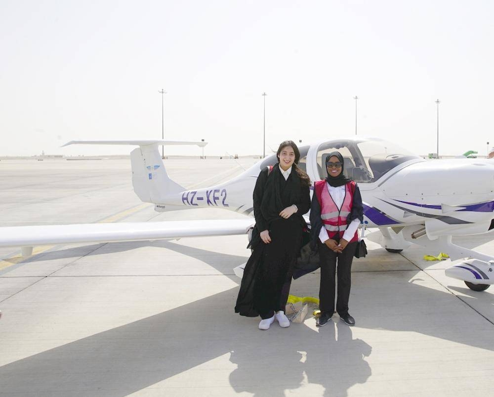 Drawing upon over 75 years of pilot training expertise, OxfordSaudia's training programs provide focused ab initio training to aspiring pilots across Saudi Arabia and the Middle East. — SPA