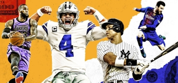 The Dallas Cowboys are ranked the world's most valuable sports team for a fourth consecutive year according to an annual list published by Forbes. — Courtesy photo