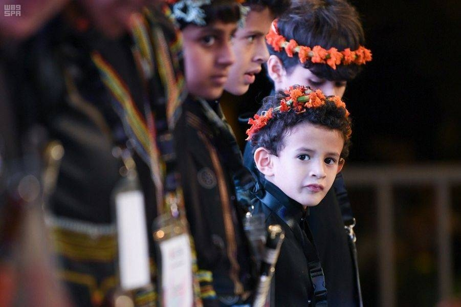 The festival highlights the culture in the region and emphasizes the uniqueness of the