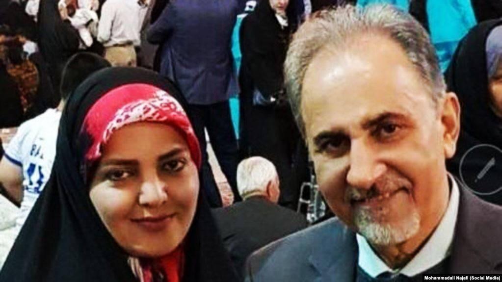 Ex-Tehran mayor sentenced to death over wife'