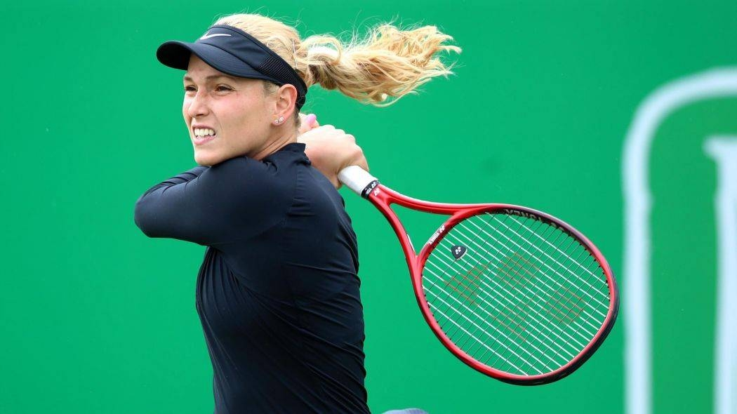 Vekic tames Azarenka at Silicon Valley Classic