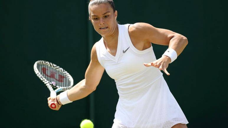 Sakkari rallies to topple top seed Svitolina in San Jose