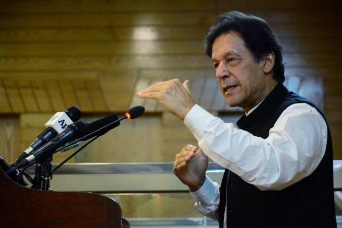 Pakistani Prime Minister Imran Khan. -Courtesy photo