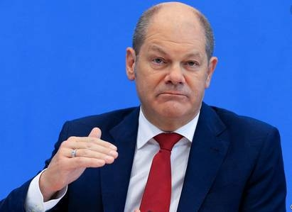 Finance Minister Olaf Scholz